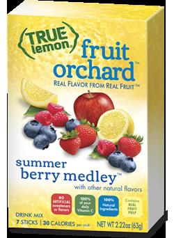 True Citrus – Truly Delicious! Summer Berry Medley | simonefallen